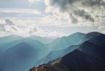 Mountains / by Melanie English