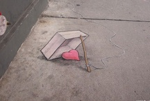 Street art / Street art. Because I think it makes the world a better place. / by Marina
