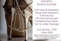 Fav treatments at Star Beauty