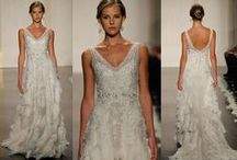 Great Gatsby Inspired Wedding Fashions / Some of history's great fashions were during the Great Gatsby Era. Today many wedding designers are still inspired by the fashions of that time period. Here some of their Great Gatsby-inspired wedding couture! Enjoy!