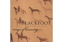My Blackfoot Heritage