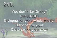 Disney  / by April Collins