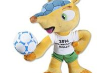 Fuleco - 2014 World Cup Mascot / The Official Mascot of the 2014 FIFA World Cup™ / by World Soccer Shop