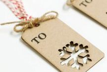 ♥ for Paper - Gift Tags / by Hanna Bain