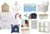 HOME | BOYS BEDROOM / ideas and looks I like to decorate my son's bedroom