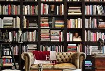 libraries / beautiful book storage