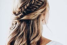 HAIRSTYLES / ☘️Invest in your hair, it is the crown you never take off☘️