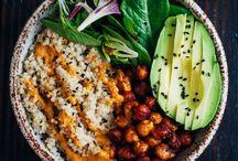 Vegetarian/healthy