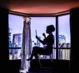 Bride Getting Ready by RedSphere Studios