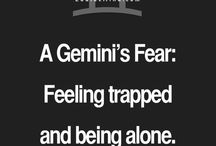 BEING A GEMINI
