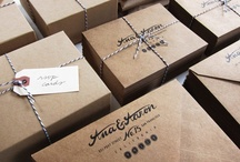 Packaging / Practical and inspiration to make the ultimate packaging for business or gfts