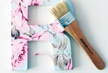 Craft Projects / DIY craft projects - art, decor, painting