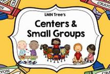 Center and Small Groups / Resources, Lessons, and Activities for Center and Small Groups