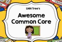 Awesome Common Core / Great websites to find common core resources, tips, activities, and lessons that are aligned to CCSS.