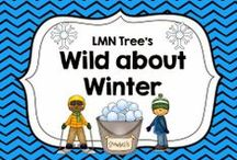 Wild About Winter / Resources, Activities, Lessons, and Ideas about Winter for Teachers and Parent