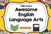 Awesome English Language Arts / Awesome resources, activities, lessons, and tips for teaching elementary English Language Arts