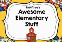 Awesome Elementary Stuff / Awesome resources, activities, tips, information and websites  for elementary teachers