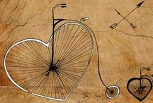 Bicycles / by Thelma Lugo
