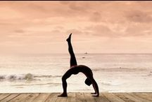 LV ❤ Yoga / You cannot always control what goes on outside. But you can always control what goes on inside. Give time for Yoga, as it heals, nourishes, and challenges us. The practice infiltrates every corner of our lives.