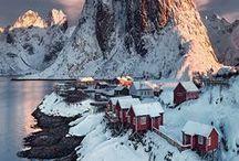Future Travel / Places I aspire to go.