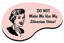 #librarians / bibliotecarios / bibliotecarias / librarians todos   @biblioupm / by BiblioUPM