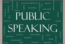 Public Speaking / Want to learn more about public speaking? Toastmasters is one great tool for doing that.