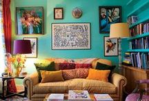 Home - Decor & Design Ideas / Cool stuff to make my house look ace! / by A Life In The Making