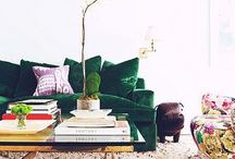 Salas y Comedores. Living & dining room