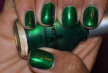 Gucci Green by Superstar Nail Lacquer / by Ariana Pierce