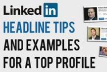 Leverage Yourself with LinkedIn / Get tips on optimizing your LinkedIn profile as well as strategically using LinkedIn.