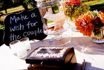 Wedding Ideas:)