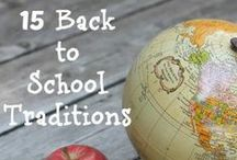 Back To School Resources / by Sadlier School