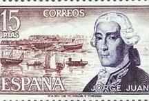 #jorgejuan300 / Homenaje a Jorge Juan Santacilia (1713-1773), humanista, académico, ingeniero naval y científico español | @BiblioUPM