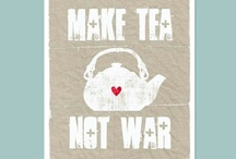 Tea Love / For all of our fans to pin tea related pictures!