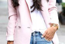 Moda. Outfits