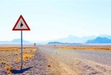 Road Tripping in Africa / Tour South Africa or Namibia at your own pace with one of our flexible, independent-minded, self-drive tours. Easy driving, good roads and fantastic destinations are all on the itinerary. http://www.go2africa.com/holiday-type/7212/why-go / by Go2Africa