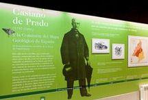 #expoCasianodePradoUPM / 'Casiano de Prado (1797-1866) y la Comisión del Mapa Geológico de España : el descubrimiento científico de la Sierra de Guadarrama' / exposición | Rectorado UPM 12/11/13 - 12/11/13 | Biblioteca ETSICCyP UPM 17/01/14 - 19/02/14 | INEF UPM 26/03/14 - 28/04/14 | ETSI Minas y Energía UPM 07/05/14 - 31/05/14 | @biblioUPM