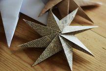 Paper & Cie / Origami, pliages... Papiers...