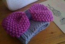 Tricot... DIY / Un peu des mes tricots ! Bcp d'idées !  #knitting #knittingaddict
