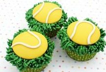 Wimbledon Tennis Crafts / Love tennis? Check out our Wimbledon Tennis inspired board, it has pumps, tennis balls, strawberries and cream recipes to help to get ready for the big matches.