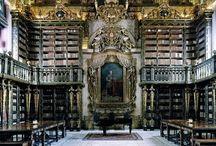 Bibliothèques / Libraries / Bibliothèques du monde