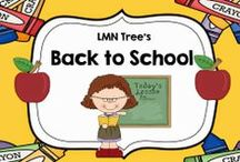 Back to School / Ideas, Lessons and Resources for the Elementary Classroom