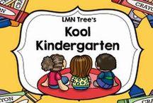 Kool Kindergarten / Resources, Lessons, and Activities for Kindergarten