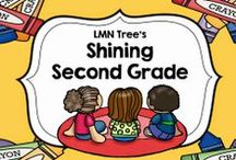Shining Second Grade / Resources, Lessons, and Activities for 2nd Grade