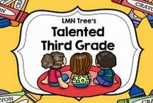 Talented Third Grade / Resources, Lessons, and Activities for Third Grade