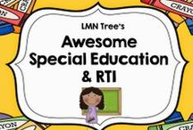Awesome Special Education and RTI / Resources, Lessons, Activities, and Strategies for Teachers