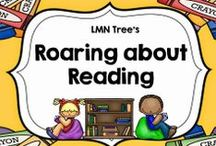 Roaring about Reading / Resources, Activities, Lessons, and Ideas about Reading for Teachers and Parents