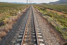 Rovos Rail: We know because we go / Rovos Rail is arguably the world's most luxurious train, with spacious en suite compartments and gracious hospitality. This trip was from Cape Town to Pretoria, via Kimberley and its world-famous Big Hole.