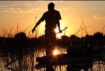 Botswana : We know because we go / Go2Africans Tessa and Bronwyn went camping in Botswana's sensational Okavango Delta. These are the places they stayed at and some of the highlights they were lucky enough to see and do...