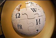 #readyforwikipedia / Wikipedia se autodefine como un esfuerzo colaborativo para crear un enciclopedia online libre, gratuita y accesible para todos | competencias & habilidades transversales | @biblioupm